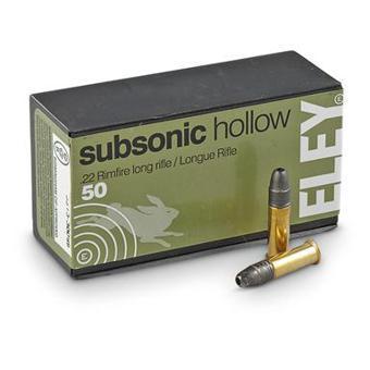 22lr subsonic