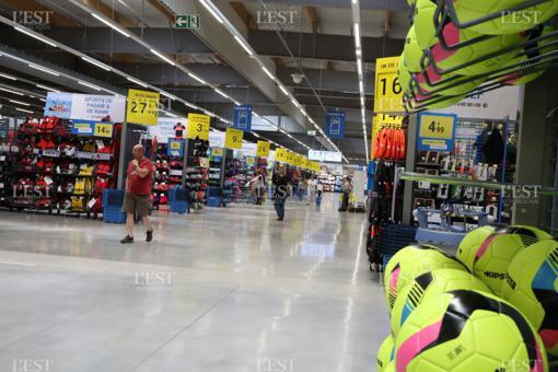 boutique décathlon