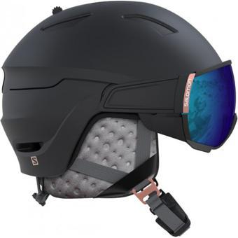 casque ski visiere