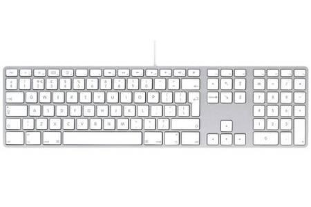 clavier mac filaire