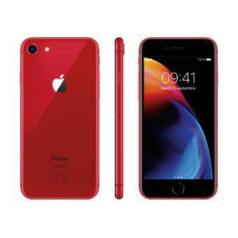 iphone 8 rouge