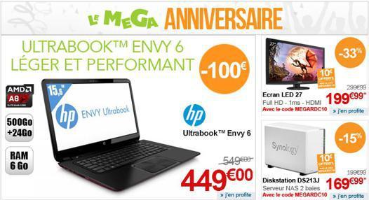 promo ordinateur portable