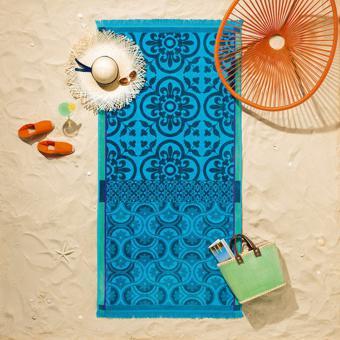 serviette de plage