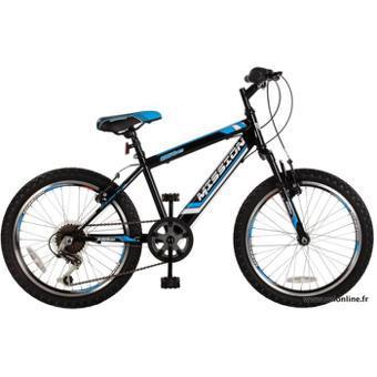 vélo 20 pouces garçon