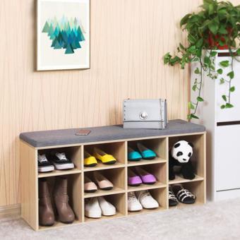 banc rangement chaussures entrée