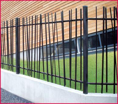 barriere metal