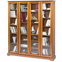 bibliothèque fermée