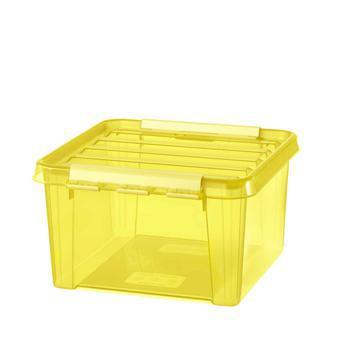 boite en plastique