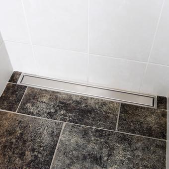 caniveau de douche italienne