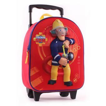 cartable sam le pompier