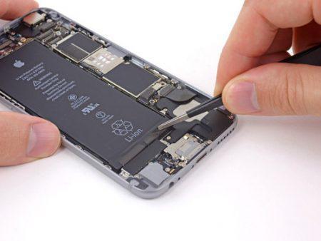 changer batterie iphone