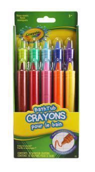 crayon pour le bain