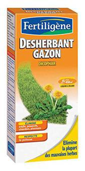 desherbant gazon