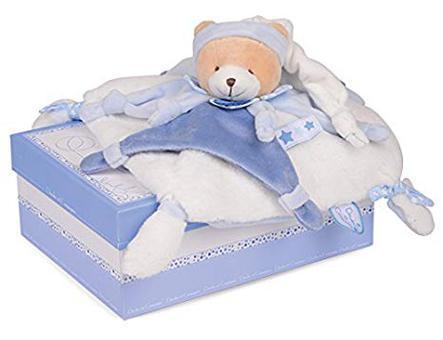doudou et compagnie ours bleu