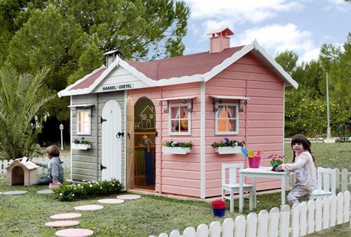 grande cabane enfant