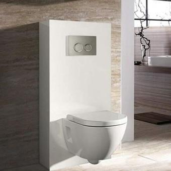 habillage wc suspendu geberit