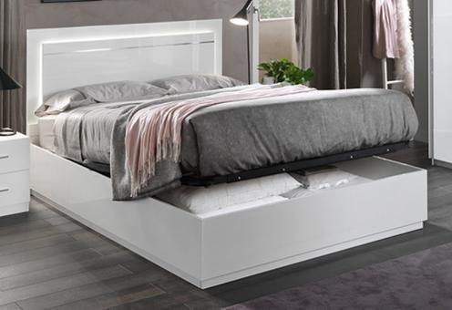lit avec coffre de rangement