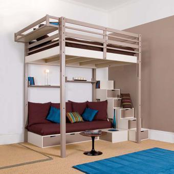 lits mezzanines