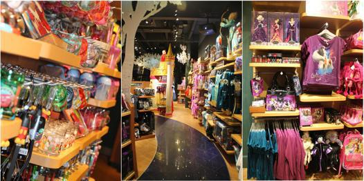magasin disney