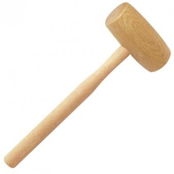 maillet en bois