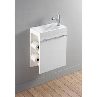 meuble lavabo wc