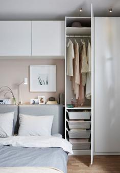 meuble mural chambre