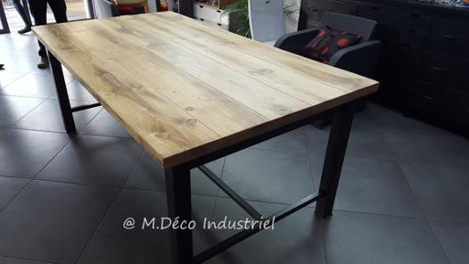 meuble table