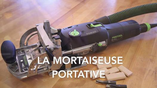 mortaiseuse portative