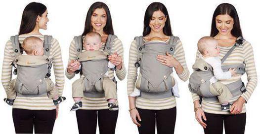 porte bébé ergobaby 360