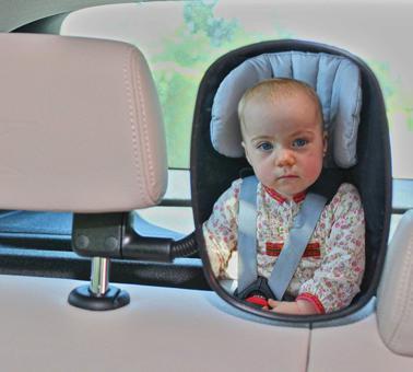 rétroviseur bébé