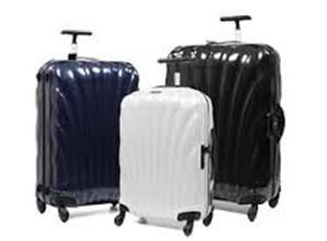 set valise samsonite