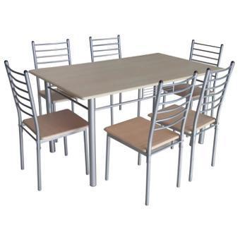 table de cuisine et chaises