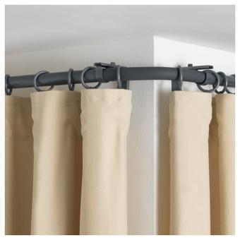 tringle a rideau angle