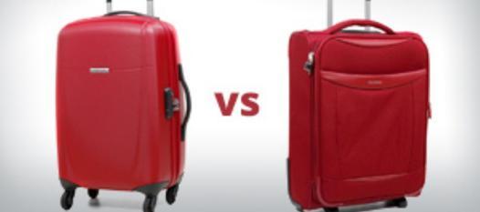 valise rigide ou souple