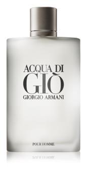 acqua di gio giorgio armani