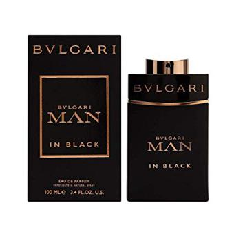 bvlgari man in black
