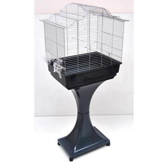 cage a oiseaux sur pied