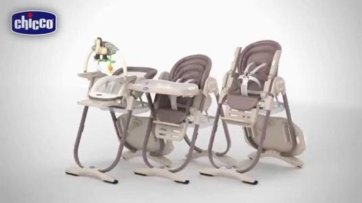 chaise haute chicco 3 en 1