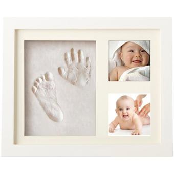 empreinte main et pied bébé