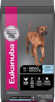 eukanuba large breed