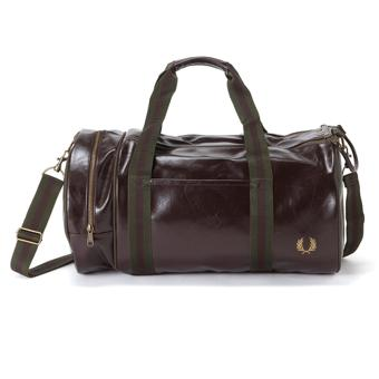 fred perry classic barrel