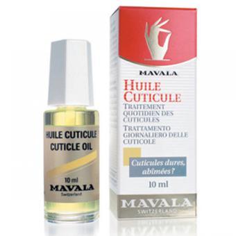 huile cuticule