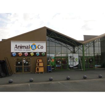 magasin animalier