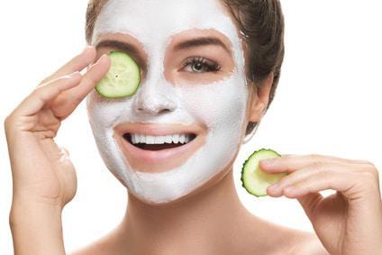 masque soin visage