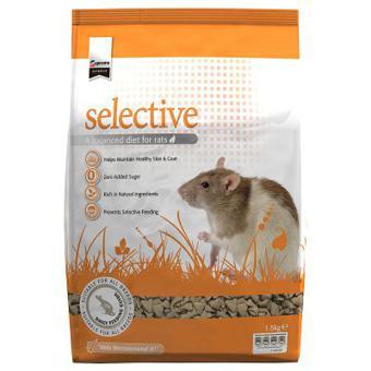 nourriture rat