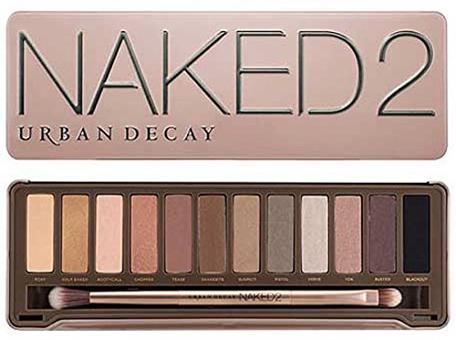 palette naked eyes 2
