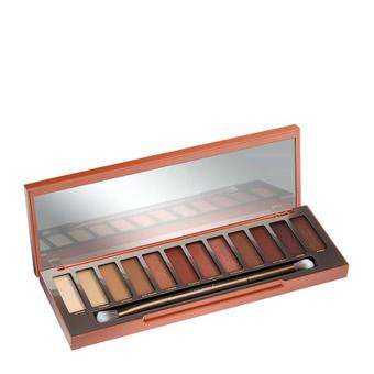 palette naked eyes heat