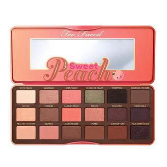 palette peach