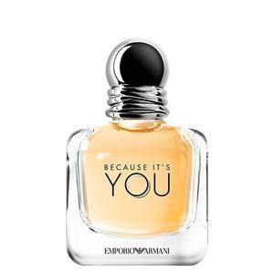 parfum because it's you