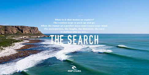rip curl the search
